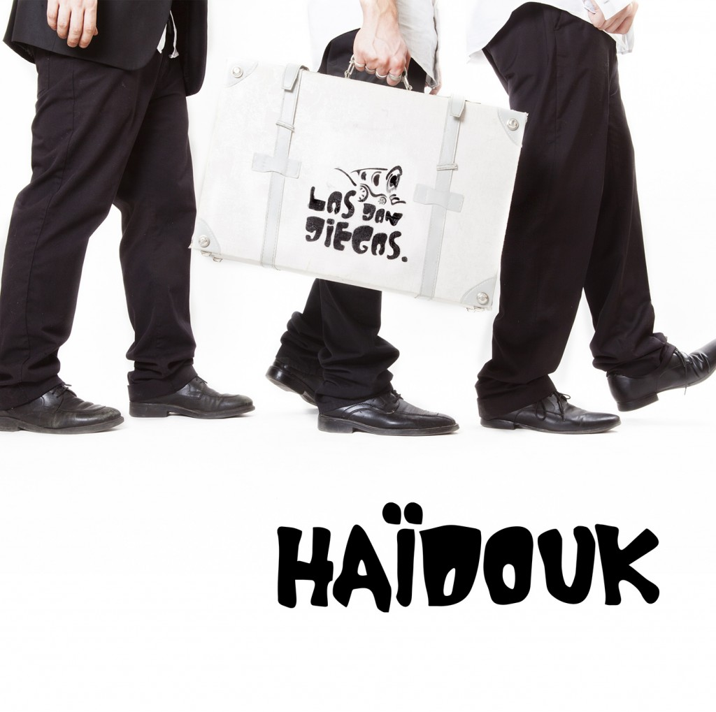 Haïdouk, le nouvel album en distribution